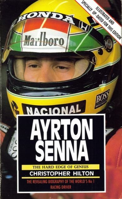Ayrton Senna 02 Hard Edge of Genius