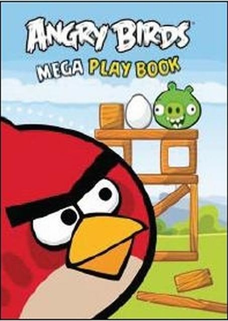 Angry Birds Mega Play Book