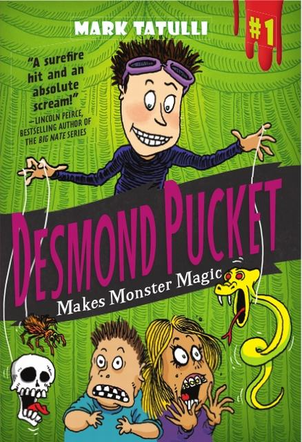 Desmond Pucket Makes Monster Magic 2